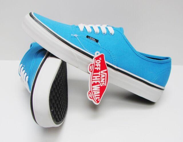 a84e573f69 Vans Authentic Malibu Blue Black VN-0SCQ80J Men s Size 11.5