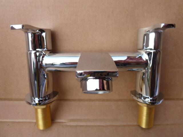 15 Year Iflo Barcelona Bath Shower Mixer Clearance Cheap Bathroom   eBay