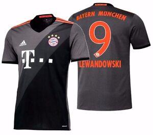 robert lewandowski jersey