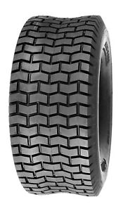 One-Deli-Tire-15-x-6-00-6-Turf-Tire-4-PR-Tubeless-Lawn-Mower-Tire-NEW