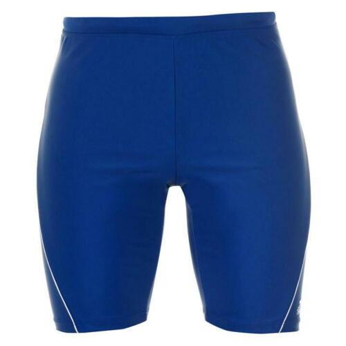 Da Uomo Blu Slazenger Nuoto Trunks costume da bagno Jammer Pantaloncini Slip Pantaloni
