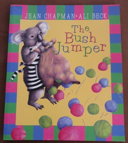 1 of 1 - The Bush Jumper - Jean Chapman - Ali Beck
