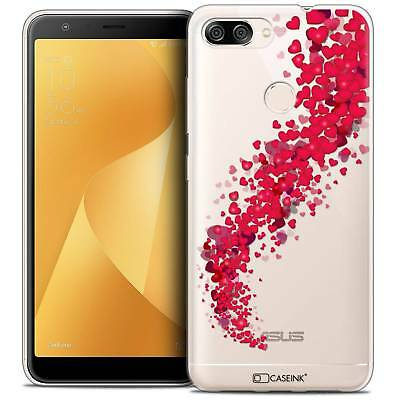 "Flexible Love Lustrous Zb570tl Cover Crystal Gel For Asus Zenfone Max Plus 5.7 "" m1"