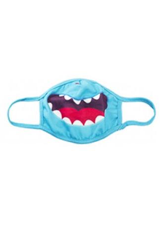 Kinder Schutz Mode Mund Bezüge Gesicht Abdeckung