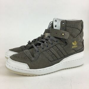8fbe78d9ca3 Adidas Forum Hi Crafted Charles Stead SneakersER Pack BW1253 Mens US ...