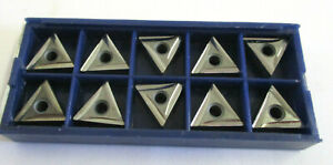 10-Inserts-for-Rotate-Tnmx-160404-Fl-GH1-K-M-05-20-from-Stellram-New-H30921