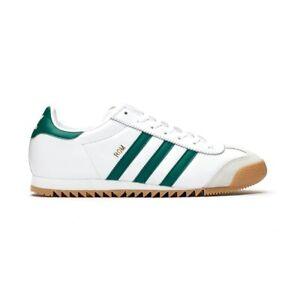 Escoger sarcoma implícito  New Authentic Adidas Rom CG5990 Men Cloud White Green Fashion נעלי אדידס  לגברים   eBay