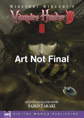 Hideyuki Kikuchi's Vampire Hunter D Manga Vol. 1 by Hid