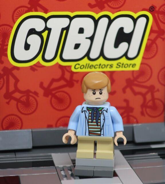 LEGO JURASSIC WORLD MINIFIGURA  `` TIM MURPHY ´´  REF 75932  100X100 LEGO