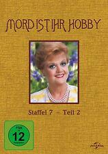 ANGELA LANSBURY - MORD IST IHR HOBBY S 7.2 3 DVD NEU