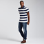 Timberland-Men-039-s-Short-Sleeve-Pique-Summer-100-Cotton-Polo-Shirt-A1KVN thumbnail 11