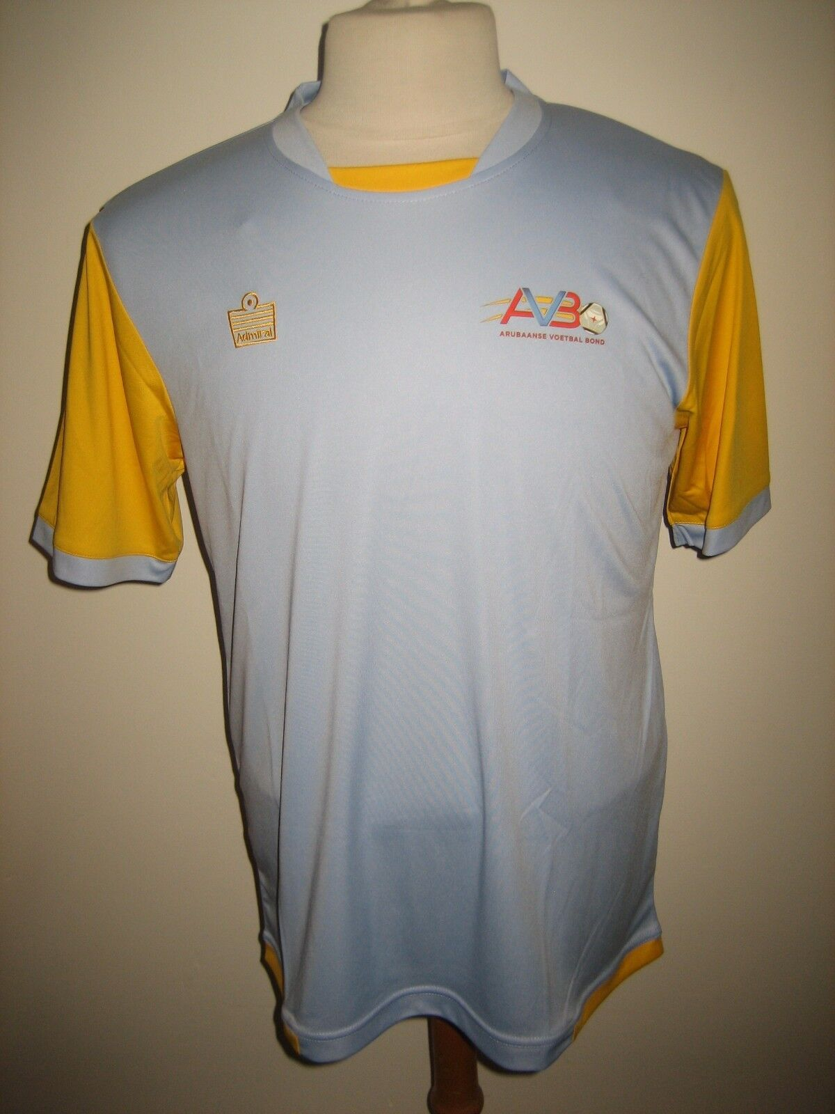Aruba away football shirt soccer jersey maillot trikot camiseta Holland Dimensione XL