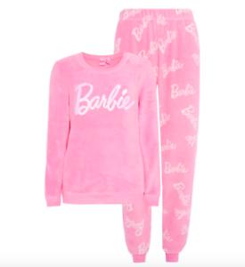 Lenceria Y Pijamas Las Senoras Polar Pijamas Rosa Barbie Mujer Calidas Invierno Pijama 6 20 Primark Civilnodrustvo Ba