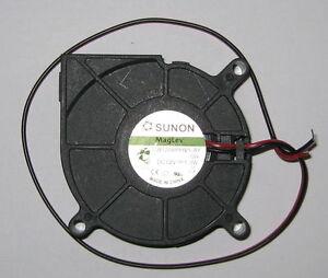 Sunon-60mm-Blower-Fan-12-V-60-x-60-x-15-mm-4800-RPM-40-5-dB-GB1206PH