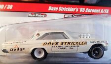 2008 HOT WHEELS DRAG STRIP DEMONS DAVE STRICLER'S '65 CORONET A/FX 10/30