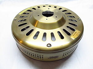 Hunter replacement ceiling fan motor housingcoverparts ebay image is loading hunter replacement ceiling fan motor housing cover parts mozeypictures Gallery