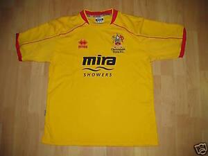 0096 Errea Cheltenham Taille Xl T-shirt Course Officiel Match Jersey Haut Excellent Effet De Coussin