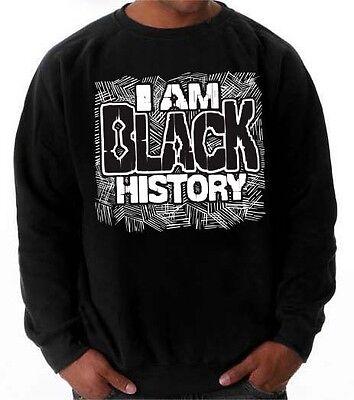 Legends Black History MLK Malcolm X hiphop cool Leaders cool Sweatshirt