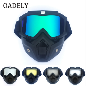 Tactical-SOFT-BULLETS-DART-Face-Mask-Goggles-Paintball-Airsoft-CS-Games-Glasses