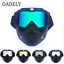 Tactical-SOFT-BULLETS-DART-Face-Mask-Goggles-Paintball-Airsoft-CS-Games-Glasses thumbnail 1
