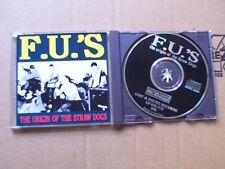 F.U.`S,THE ORIGIN OF THE STRAW DOGS cd m(-)/m(-) lost&found rec.LF-20 Austria