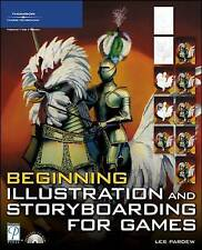 Beginning Illustration and Storyboarding for Games (Premier Press Game-ExLibrary