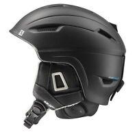 Salomon Icon Custom Air Matte Black Small Women's Helmet