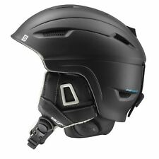 Salomon Icon Custom Air Matte Black Small Women's Helmet
