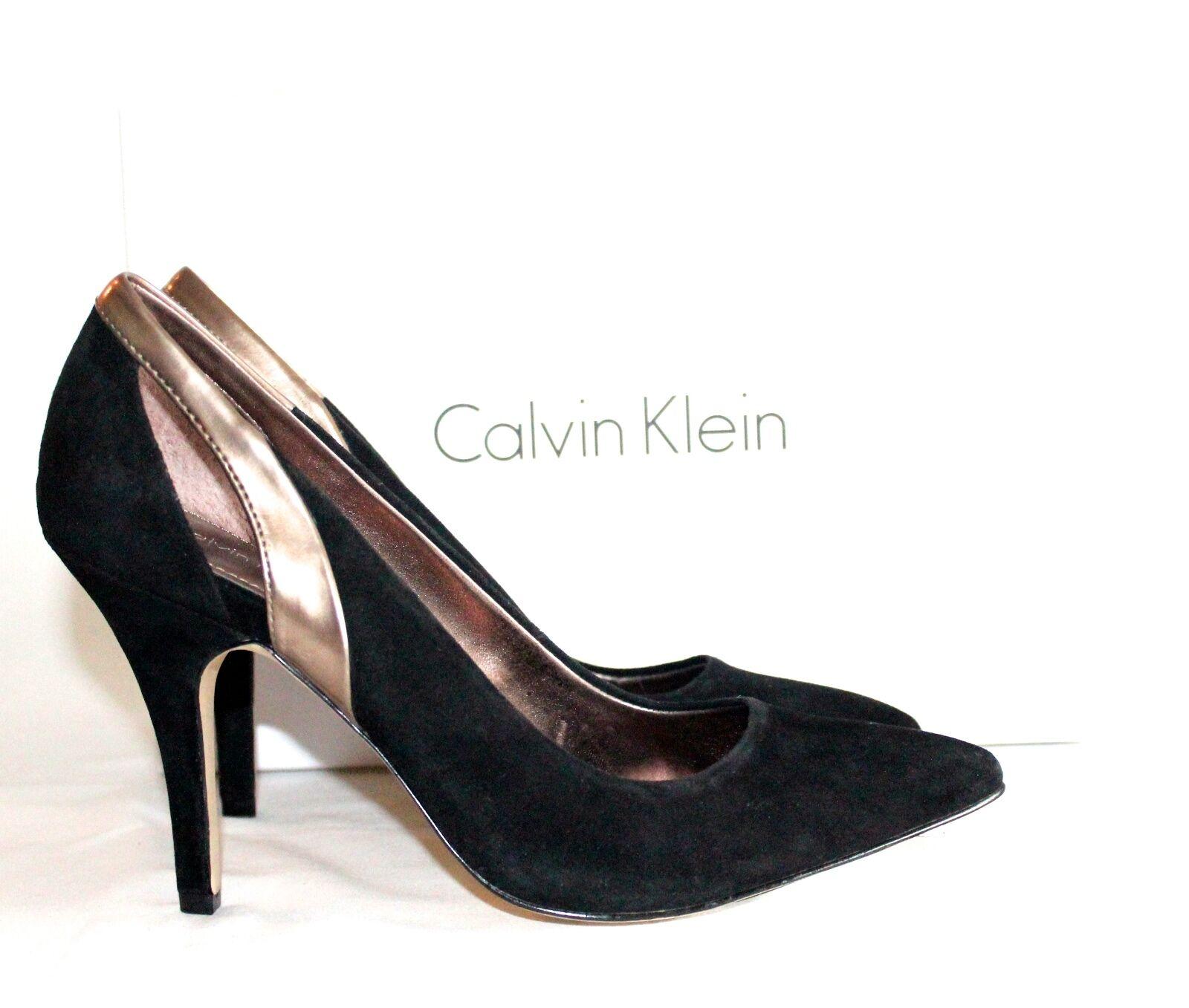 Calvin Klein Damens Schuhes Größe 8,5M 8,5M Größe 754ac5