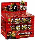 Minecraft Miniature Collectible Characters Mini Figure Assortment