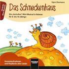 Das Schneckenhaus, 1 Audio-CD von Egon Ziesmann (2011)
