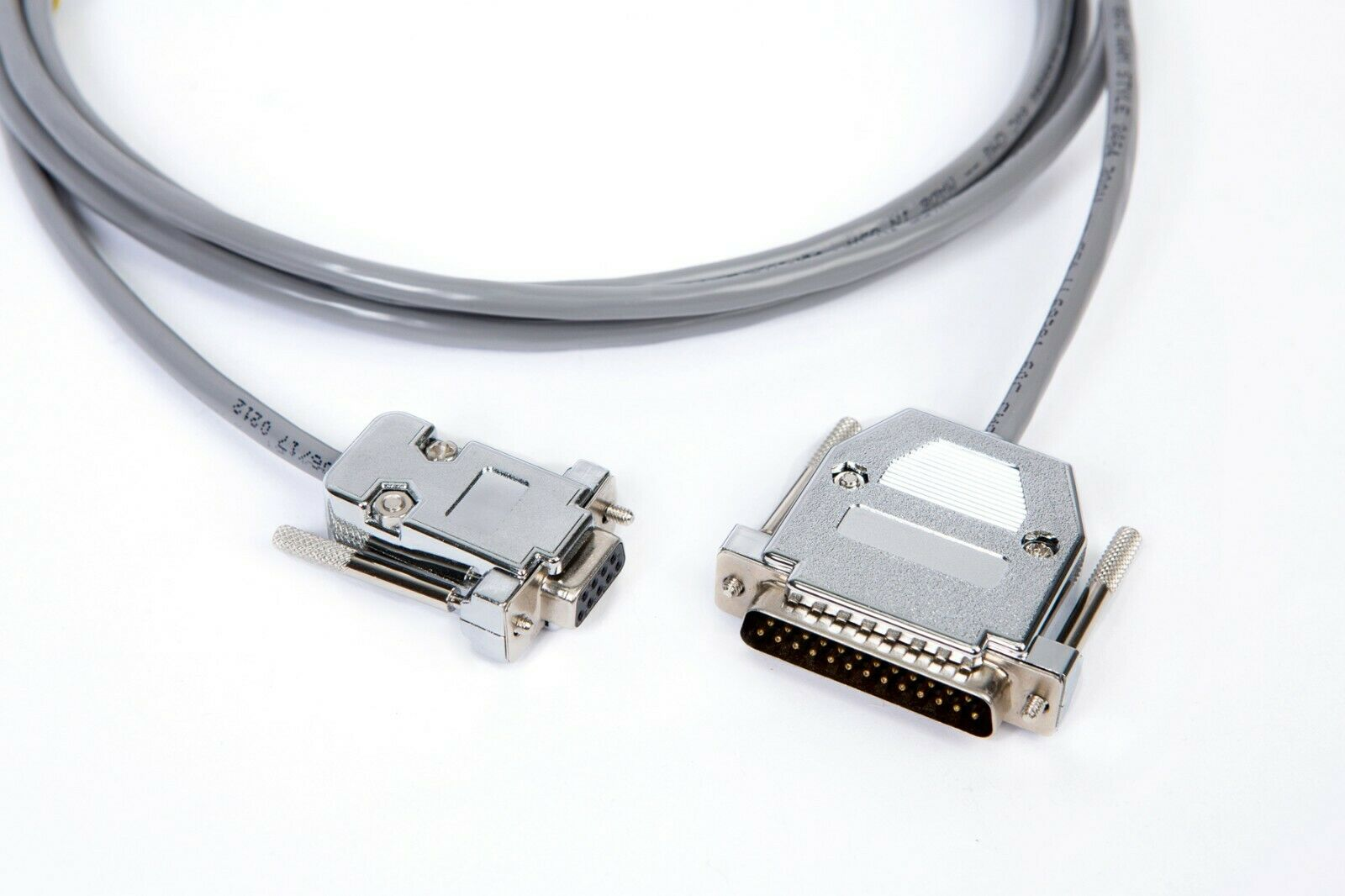 15 FT RS232 Cable DB9 Female to DB25 Male We Have For All CNC Brands CNC DNC