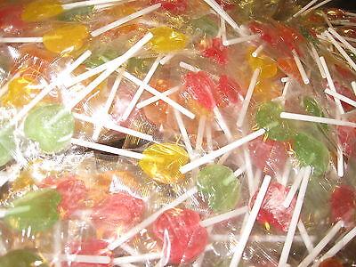 2000 St. Lolly Nur 40,-- Eur Fasching Wurfmaterial Karneval Kamelle Popcorn