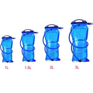 1L-3L Hydration Bladder Bag Backpack System Pack Water Reservoir ... 822ee3a530d7