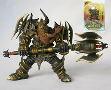 """WOW WORLD OF WARCRAFT-  FIGURA THARGAS ANVILMAR 14 CM/ ACTION FIGURE 5"""" IN BOX"""