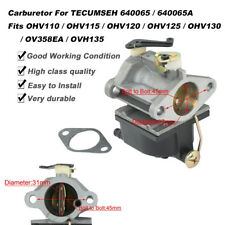 Vergaser 640065A 640065 fit Tecumseh 13HP 13.5HP 14HP 15Hp Engine Tractor OHV110