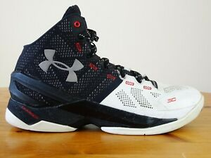 5c7a05c5ee62 Under Armour Steph Curry 2 UA SC 30 Black And Graphite Size 8.5