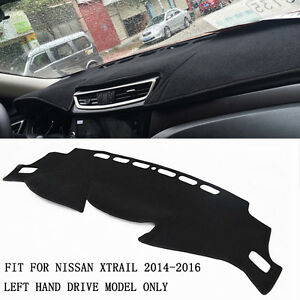 Fit For 2014 2016 Nissan Rogue X Trail T32 Dashmat