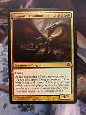 Light Play 1 x MTG Dragon Broodmother Alara Reborn English