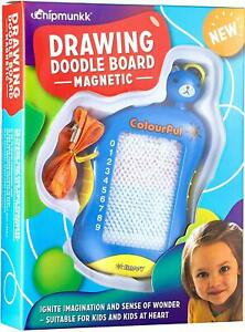 CHIPMUNKK-Colorful-Travel-Size-Magnetic-Doodle-Board-Toy-for-Writing-and-Drawing