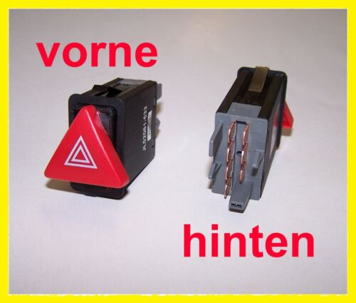 Warnblinkschalter Warnblink Schalter Skoda Octavia 1U2 1Z3 Combi 1U5 1Z5 NEU