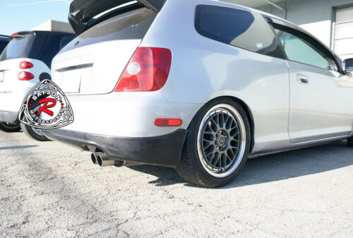 TR-Style Rear Lip Fits 02-05 Civic 3dr Si EP3 Urethane