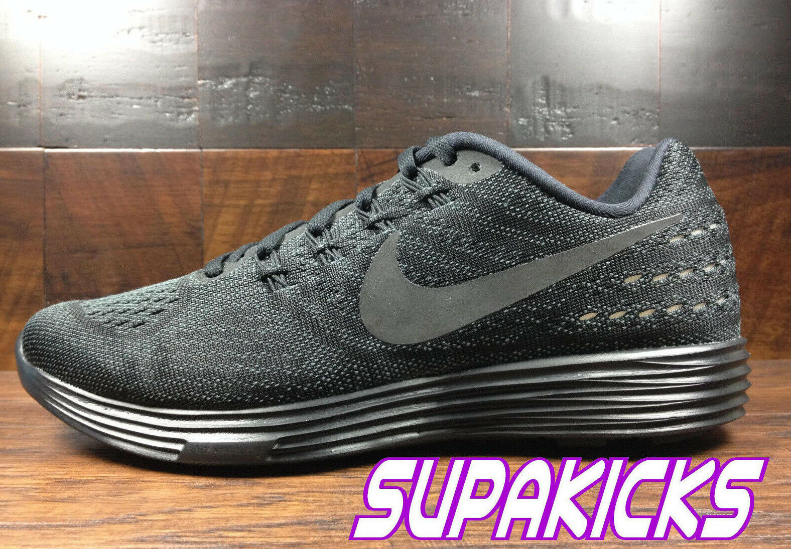 Nike Lunartempo 2 (Black / Anthracite) Running [818097-001] Mens 7-13