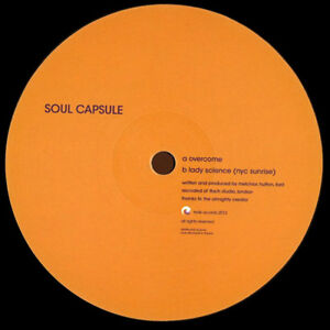 SOUL-CAPSULE-OVERCOME-TR11-11-NEW-Vinyl