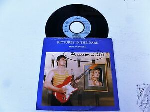 MIKE-OLDFIELD-Pictures-In-The-Dark-Rare-1985-German-2-track-7-034-vinyl-single