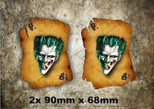 2 x ACE Grafica in Vinile, Adesivo, Decalcomania, Custom, Moto, Auto, Tuning 032