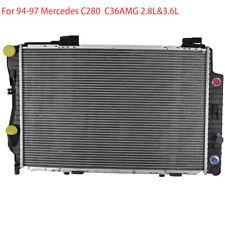 Radiator Mercedes-Benz C280 C36 AMG Premium 2024103 New
