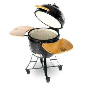 Louisiana Grills CERAMIC SERIES K13 Charcoal Grill - Available in 4 sizes  k13, k22 Edmonton Edmonton Area Preview