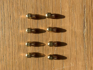 LPG Jets V21/V24 Burners for Chinese cooker. 12 pcs. Nozzle Hole Size: 0.55mm