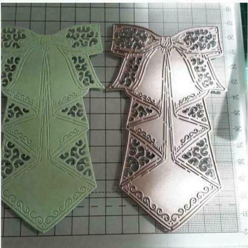Cutting Dies Metal Stencil DIY Scrapbooking Embossing Paper Card Craft Die Cut